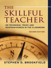 Cover of: The Skillful Teacher | Stephen Brookfield