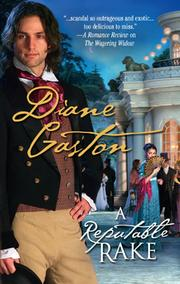 Cover of: A Reputable Rake | Diane Gaston