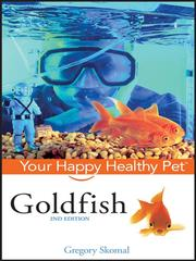Cover of: Goldfish | Gregory Skomal