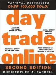Cover of: Day trade online | Christopher A. Farrell