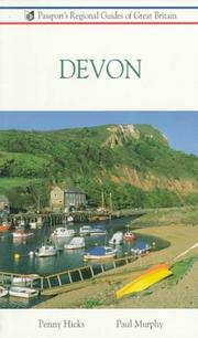 Cover of: Devon and Exmoor