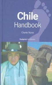 Cover of: Chile Handbook | Charlie Nurse
