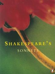 Cover of: Shakespeare