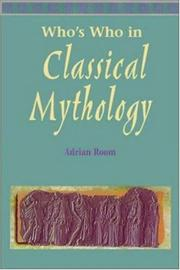 Cover of: Who's who in classical mythology