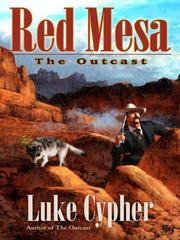 Cover of: Red Mesa | Luke Cypher