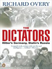 Cover of: The Dictators | Richard Overy