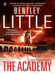 The academy by Bentley Little