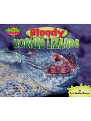 Cover of: Bloody horned lizards | Lori Haskins
