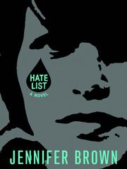 Cover of: Hate List | Jennifer Brown