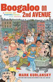Cover of: Boogaloo on 2nd Avenue | Mark Kurlansky