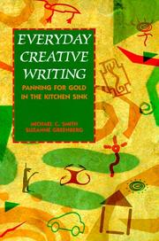 Cover of: Everyday Creative Writing | McGraw-Hill