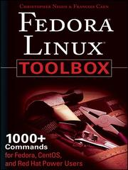 Cover of: Fedora Linux toolbox | Chris Negus