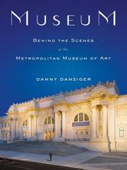 Cover of: Museum | Danny Danziger