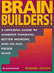 Cover of: Brain Builders! | Richard Leviton