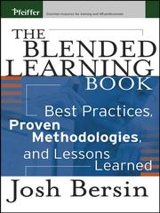 Cover of: The Blended Learning Book | Josh Bersin