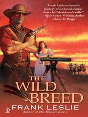 Cover of: The Wild Breed | Leslie, Frank.