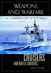 Cover of: Cruisers and Battle Cruisers | Eric Osborne