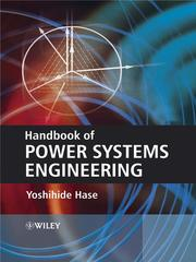 Cover of: Handbook of Power System Engineering | Yoshihide Hase