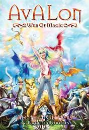 Cover of: All That Glitters (Avalon Web of Magic, 2)