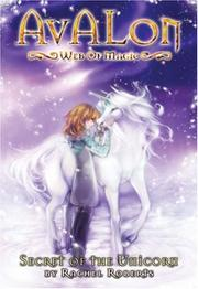 Cover of: Secret of the Unicorn (Avalon Web of Magic)