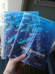 Cover of: Web Operations: Keeping the Data On Time