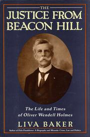 The  justice from Beacon Hill