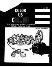 Cover of: Color us cullud! | Cecil Brathwaite