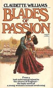 Cover of: Blades of Passion
