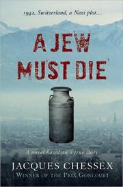 Cover of: A Jew Must Die |