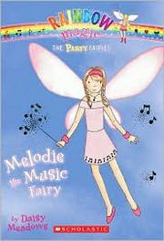 Cover of: Melodie the Music Fairy (Rainbow Magic: The Party Fairies #2)