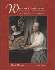 Cover of: Western civilization
