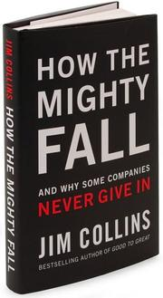 Cover of: How the Mighty Fall