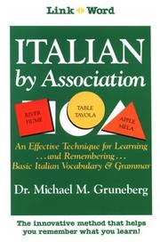 Cover of: Italian by Association