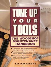 Cover of: Tune up your tools