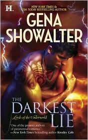 Cover of: The Darkest Lie (Hqn)
