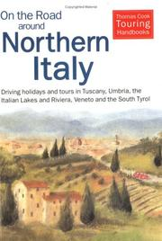 Cover of: On the Road Around Northern Italy
