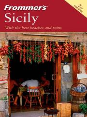 Cover of: Frommer's Sicily