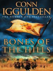 Cover of: Bones of the Hills | Conn Iggulden