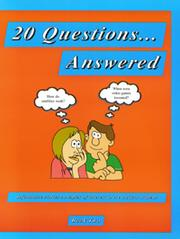 Cover of: 20 Question...Answered Book Two |