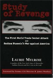 Study of revenge by Laurie Mylroie