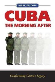 Cover of: Cuba | Mark Falcoff