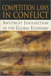 Cover of: Competition Laws in Conflict
