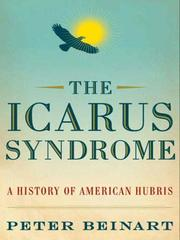 Cover of: The Icarus Syndrome |