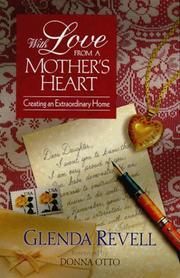 Cover of: With Love from a Mother's Heart