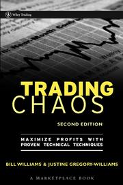 Cover of: Trading Chaos |