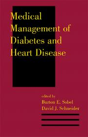 Cover of: Medical Management of Diabetes and Heart Disease |