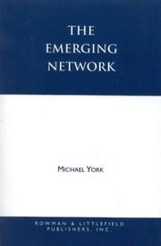 Cover of: The emerging network