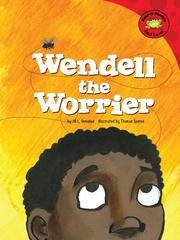Cover of: Wendell the Worrier |