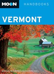 Cover of: Moon Vermont |