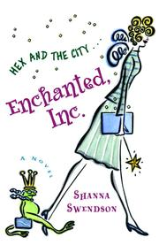 Cover of: Enchanted, Inc. |